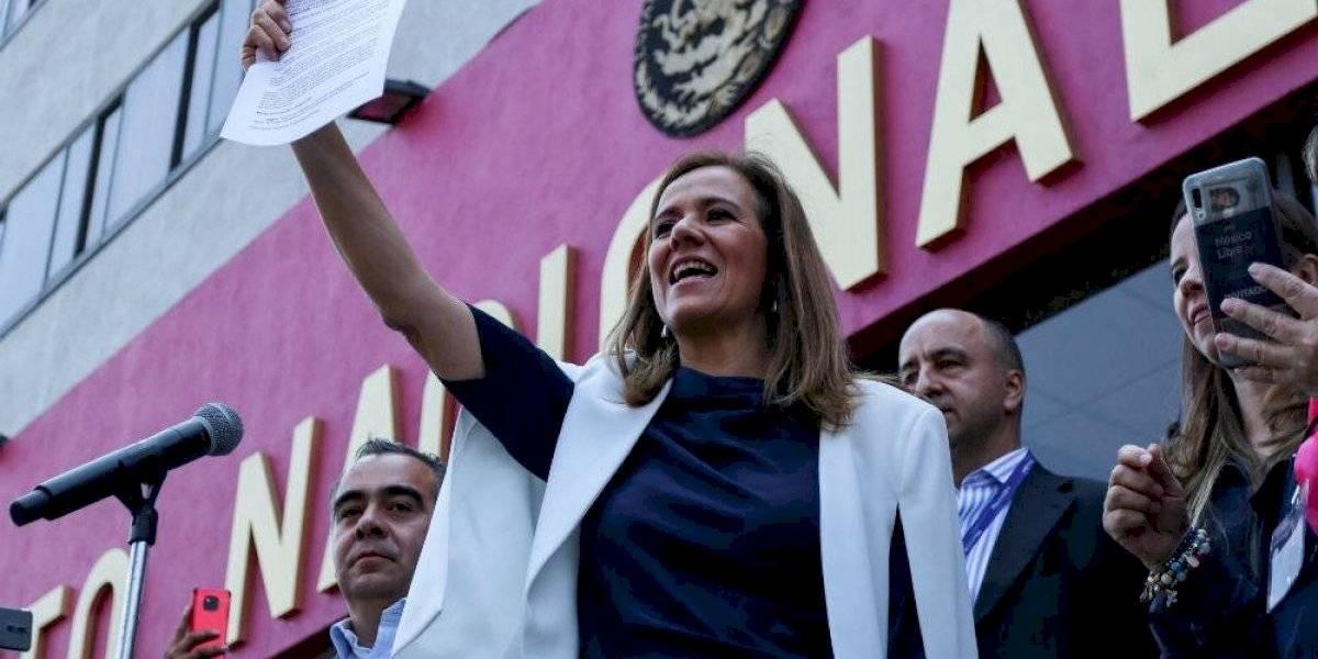 Margarita Zavala analizará futuro de México Libre