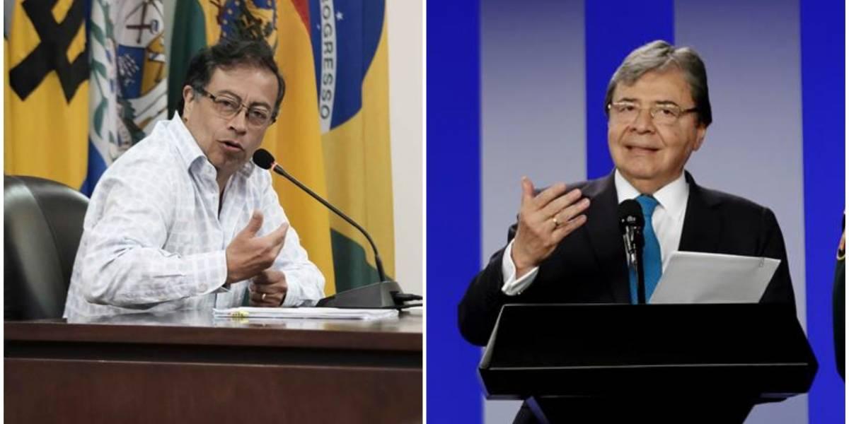 El agarrón entre Mindefensa y Gustavo Petro por las masacres