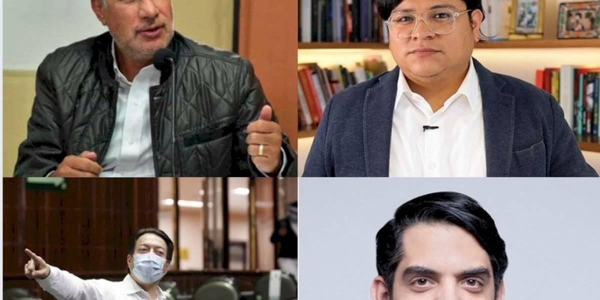 INE selecciona empresas que se encargarán de la encuesta para renovar dirigencia de Morena