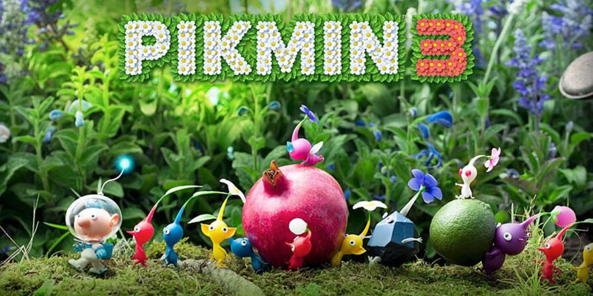 Nintendo: Pikmin 3 aparece de nuevo en la tienda del Wii U