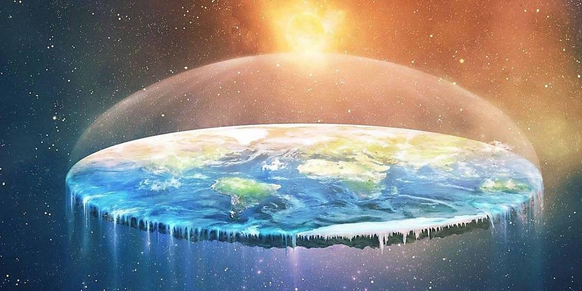 Terraplanistas intentan encontrar el fin del mundo y terminan perdidos en el mar