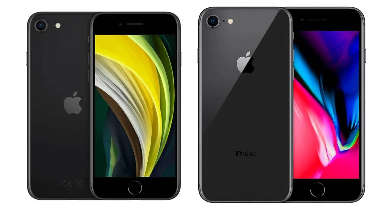 iPhone diferencias