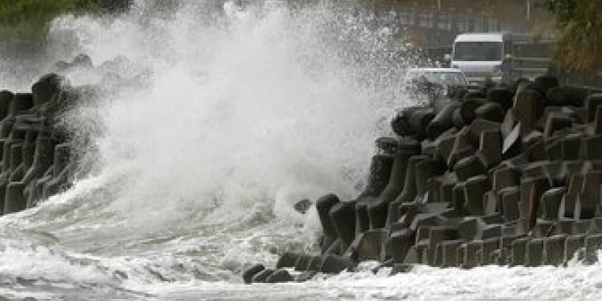 """Haishen, el tifón con nombre de """"dios marino"""" que azota con furia a los japoneses"""