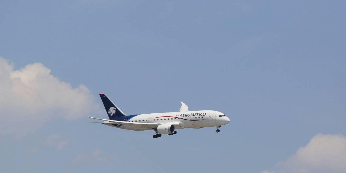 Aeroméxico reinicia operaciones en Acapulco