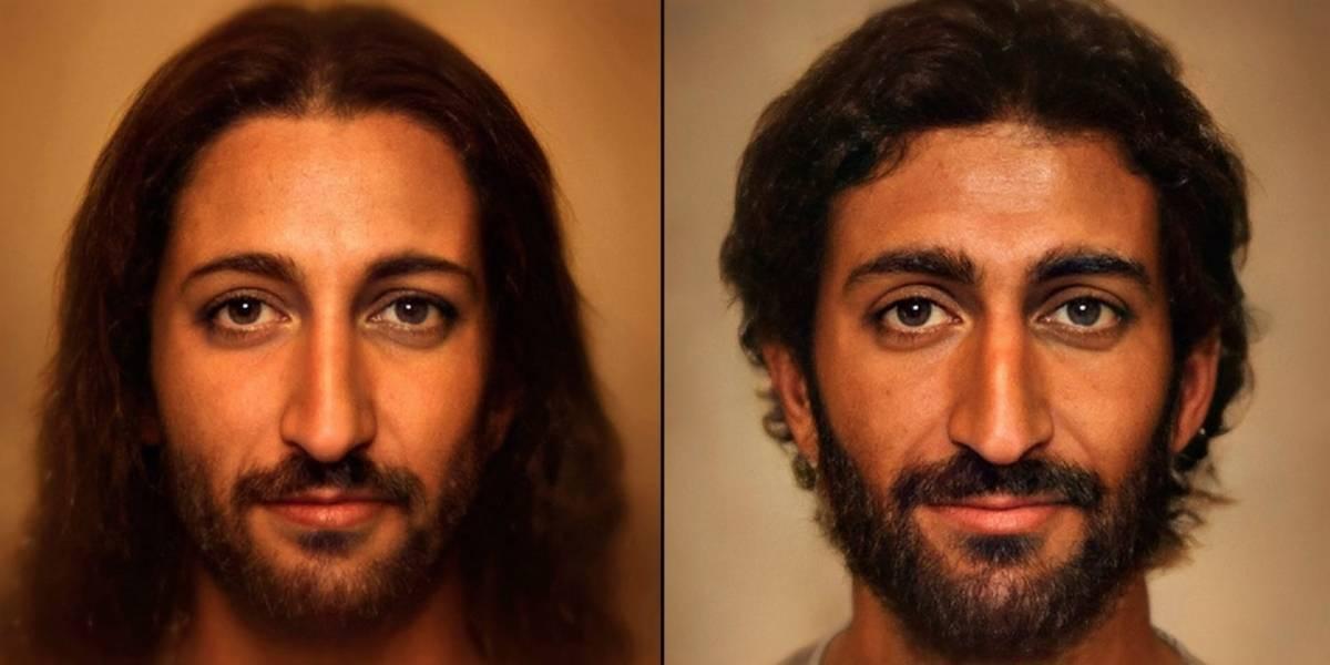 Así sería la imagen de Jesús según una recreación fotográfica