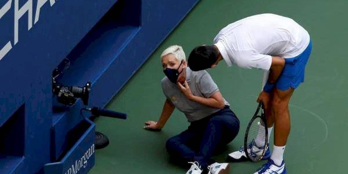Novak Djokovic: los memes tras la eliminación del tenista serbio