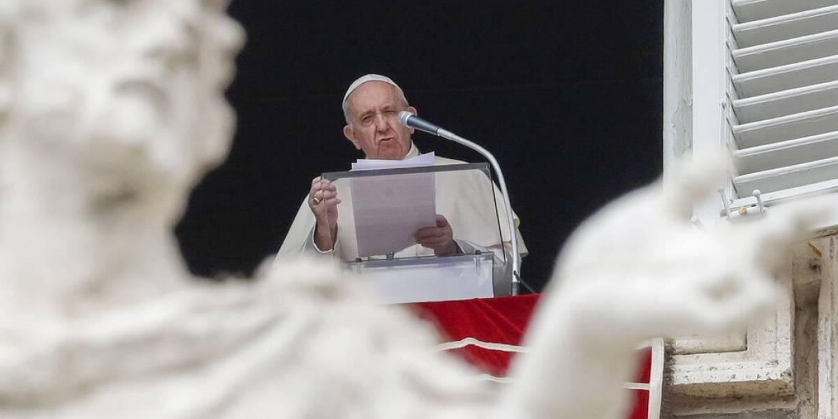 """Papa Francisco: el chisme es """"peor"""" que el coronavirus"""
