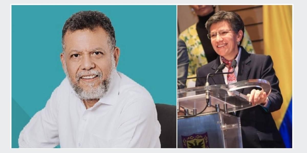 Alberto Linero se solidarizó con Claudia López tras el insulto homofóbico de un transeúnte