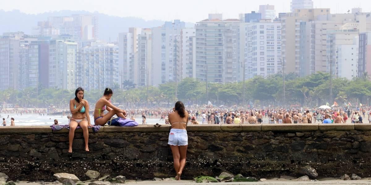 Praias do litoral sul de SP têm 8 mortos por afogamento no fim de semana