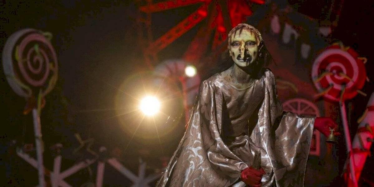 Como si ya no fuera todo esto terrible: Brasil reabre parque temático de terror adaptado a coronavirus