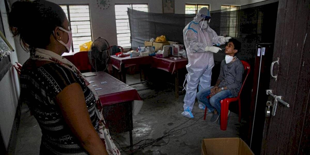 India se convierte en el segundo país más afectado por el coronavirus