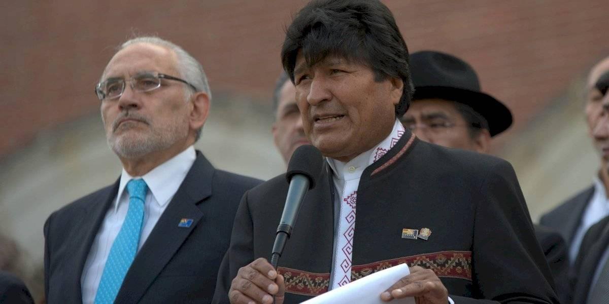 Evo Morales no podrá presentarse como candidato a senador en Bolivia