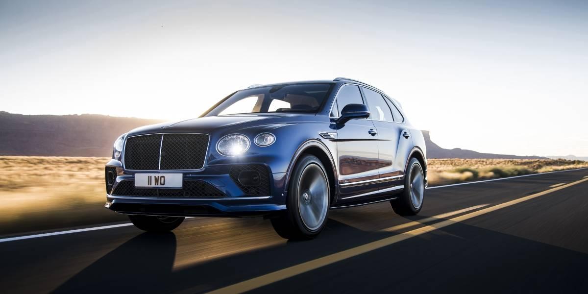 Bentley renueva el Bentayga y lanza la versión Speed