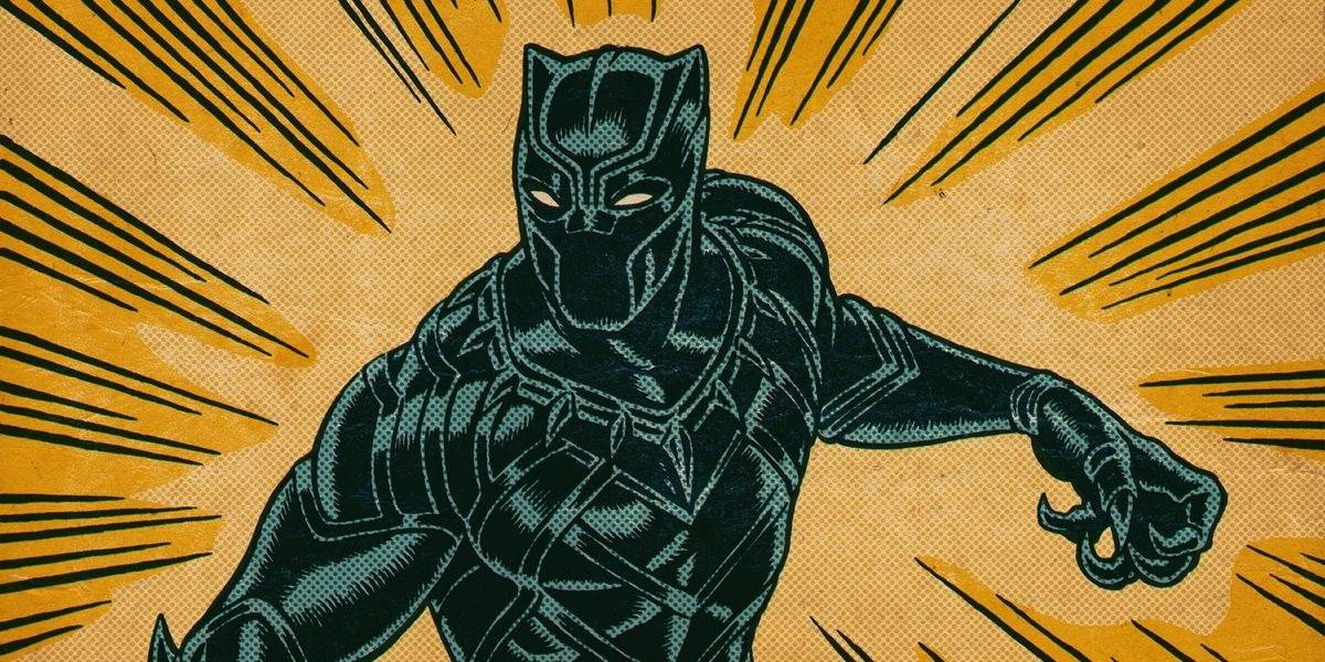 Black Panther: puedes descargar gratis sus cómics desde Comixology