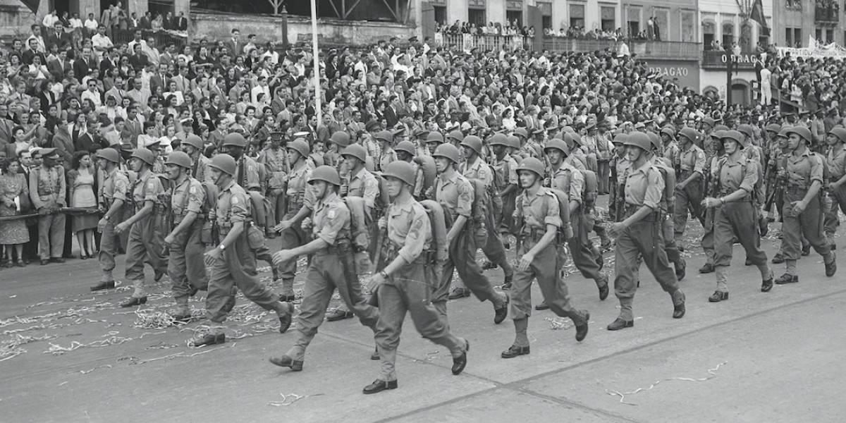 'Secretos de guerra': un programa para disfrutar de la Segunda Guerra Mundial y Latinoamérica