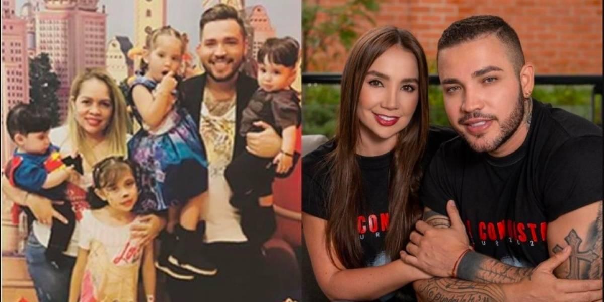Hija de Jessi Uribe se destapó y habló de su verdadera relación con Paola Jara