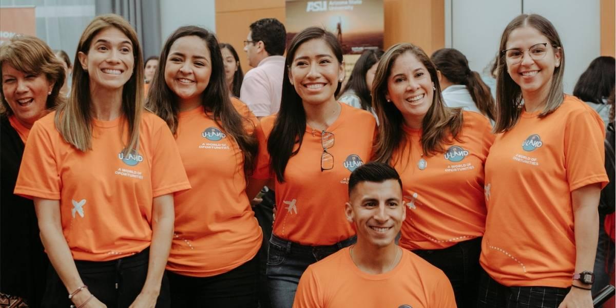 U-LAND, feria virtual de universidades internacionales