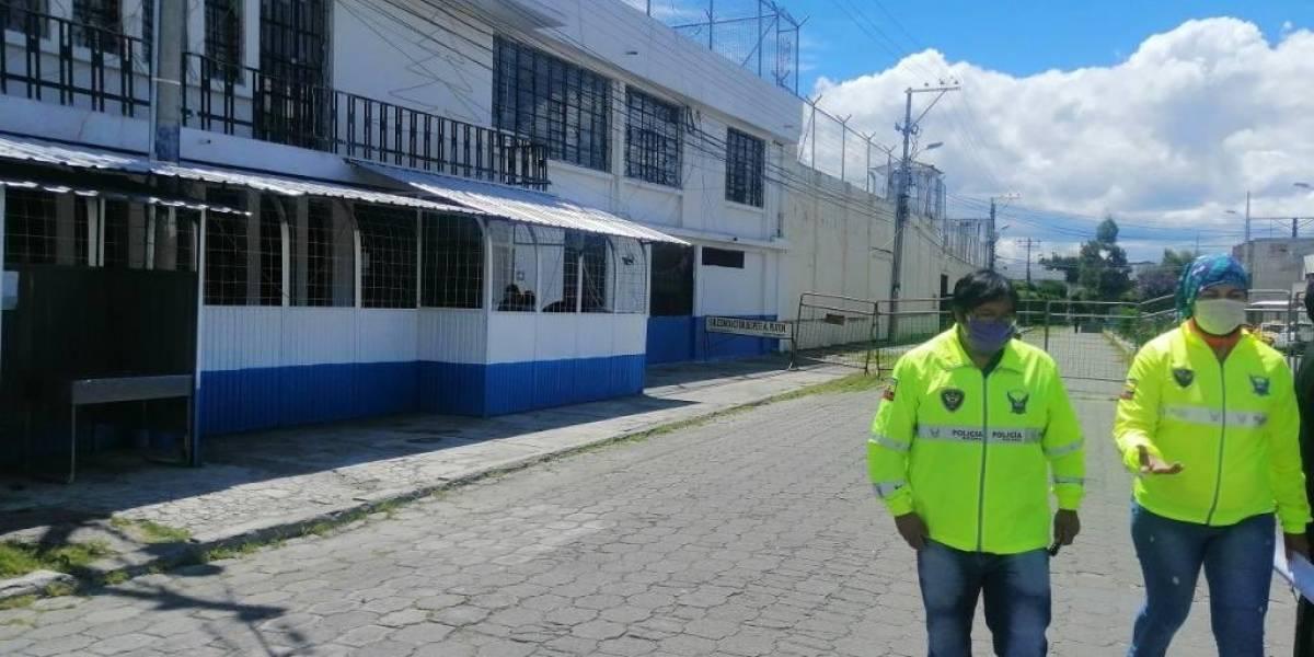 Capturados siete reos que escaparon de cárcel de Tulcán, hubo un fallecido