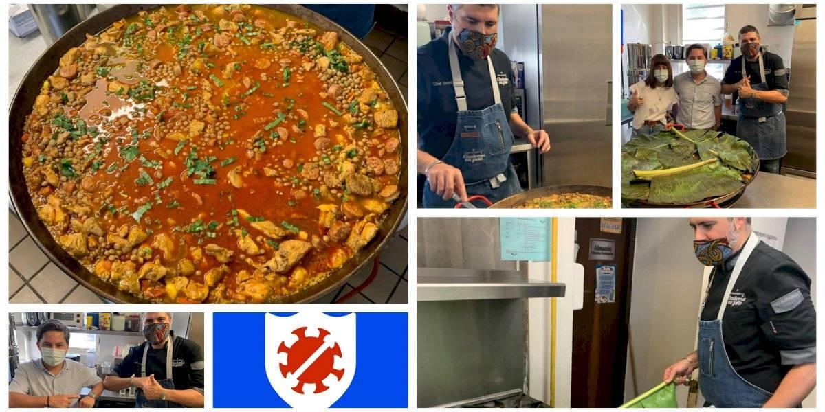 Chef Vivoni y Conciencia Co VIDA se unieron para un banquete de bienestar