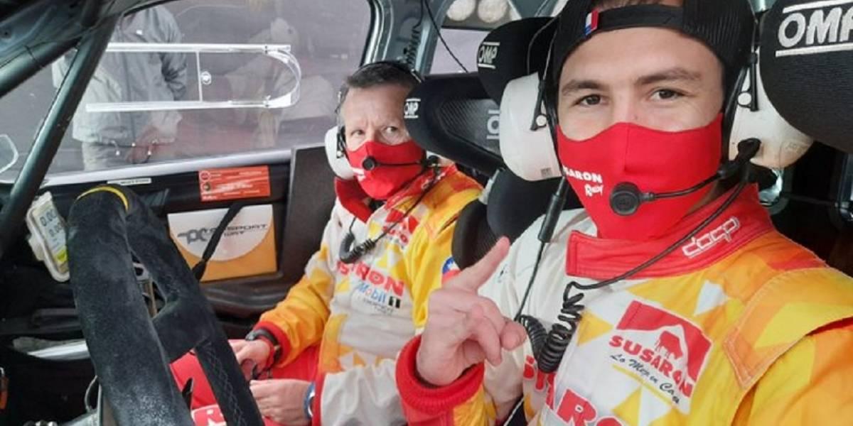 Tänak gana en casa en el retorno del WRC, con el chileno Fernández lo logra terminar