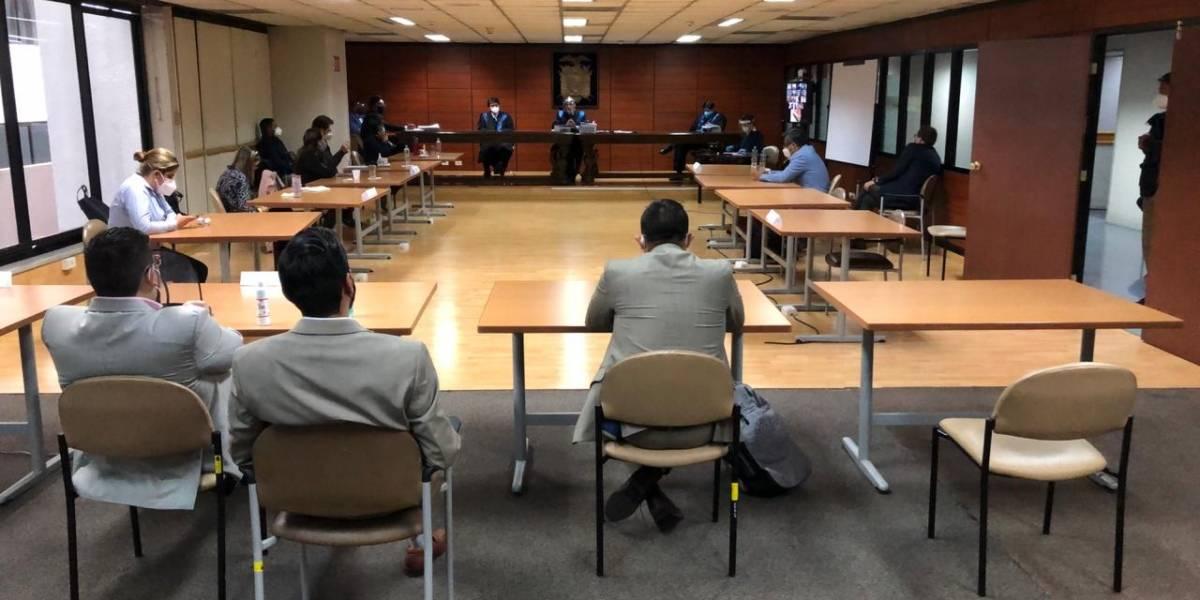 Detuvieron en Perú a sentenciado en caso Sobornos pero lo liberaron