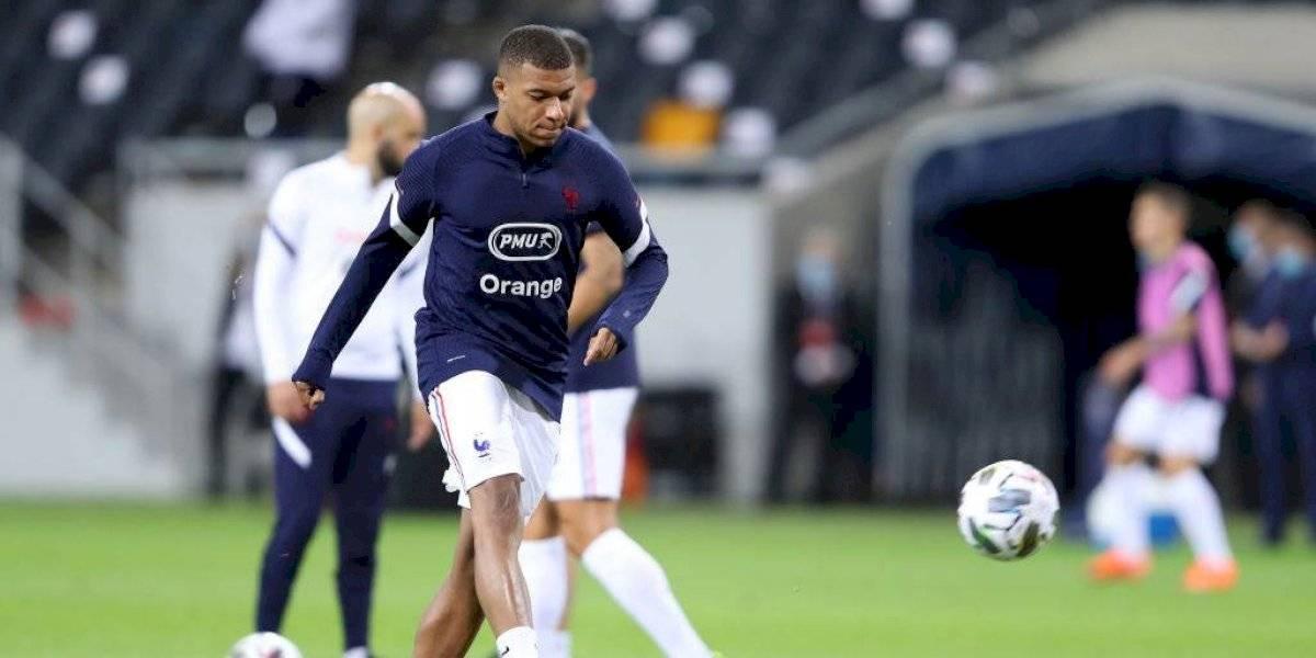 Bronca en el PSG por el positivo de Mbappé