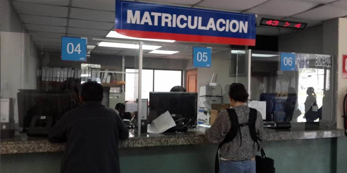 Quito: ¿Cómo hacer el pago de la matrícula vehicular en línea?
