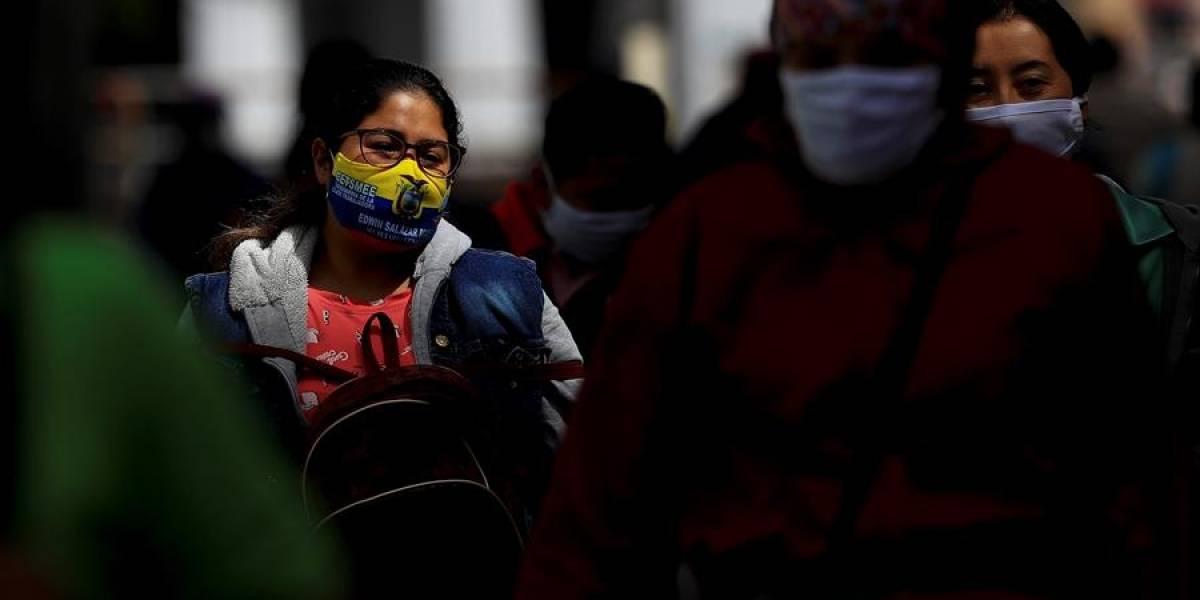 La única provincia de Ecuador sin contagio comunitario de COVID-19