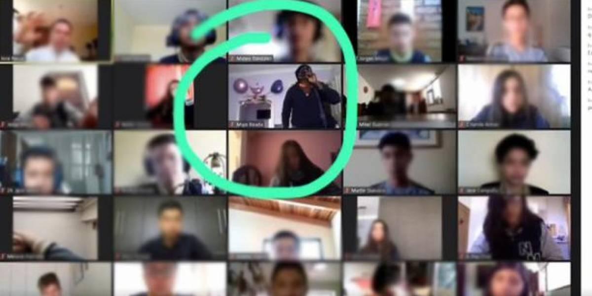 Assista: 'Prof, estão roubando a casa da Majo'; estudante sofre roubo enquanto assistia videoaula