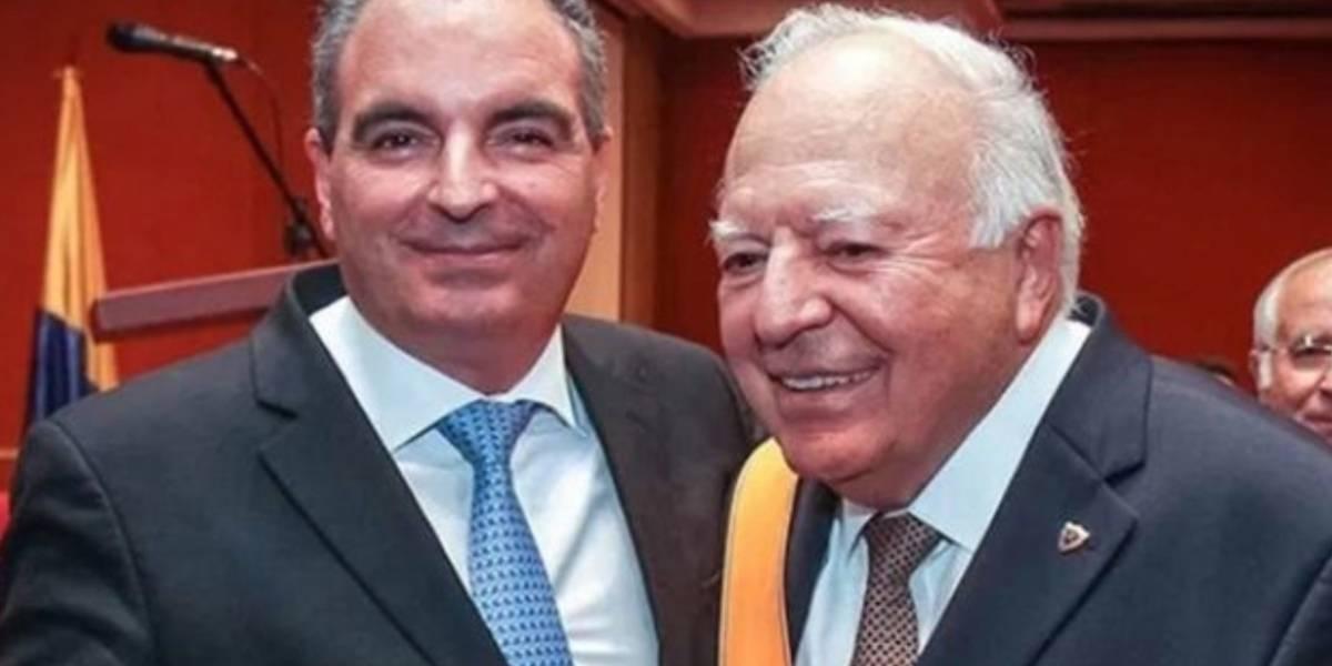Falleció el exsenador Aurelio Iragorri Hormaza tras ser diagnosticado con COVID-19