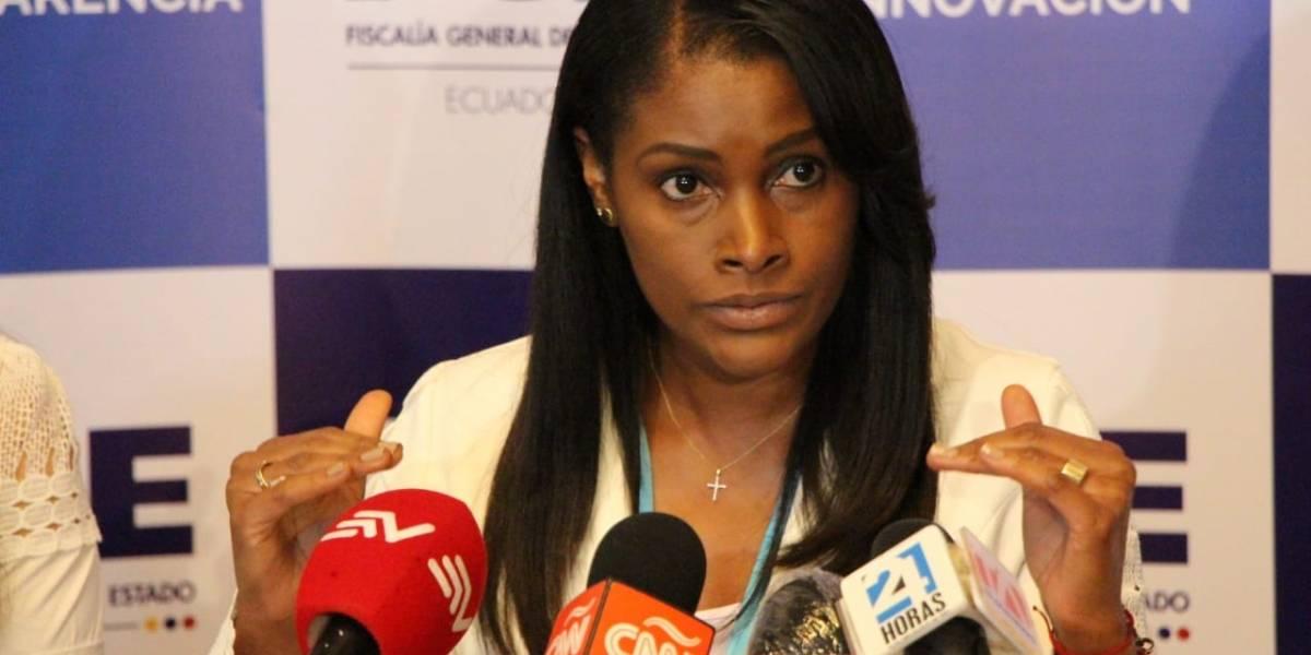 Fiscal Diana Salazar solicitó a Fiscalía de Colombia información sobre supuesto financiamiento del ELN a la campaña de Andrés Arauz