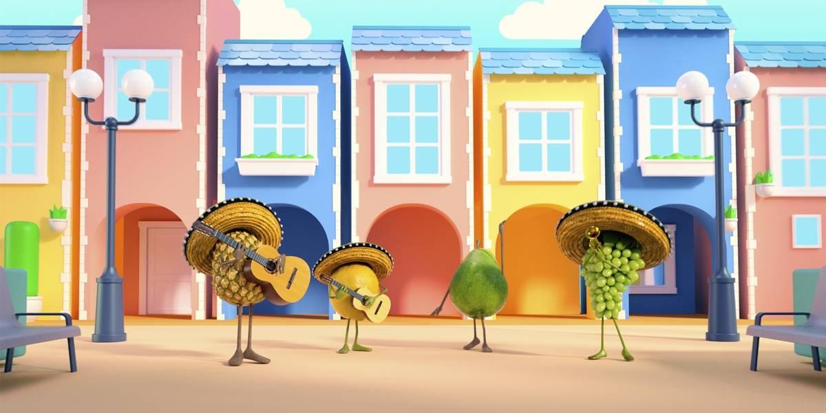 """AGUA MAS presenta serie animada """"Historias del agua + el jugo de fruta"""""""