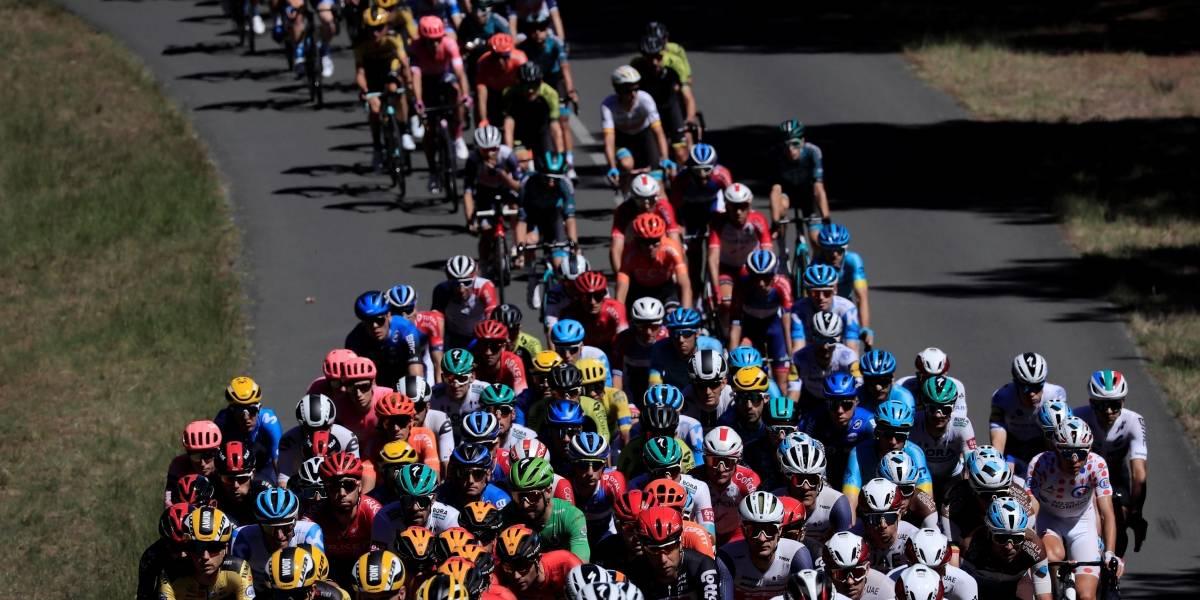 Director del Tour de Francia tiene COVID-19; todos los ciclistas dieron negativo en los test
