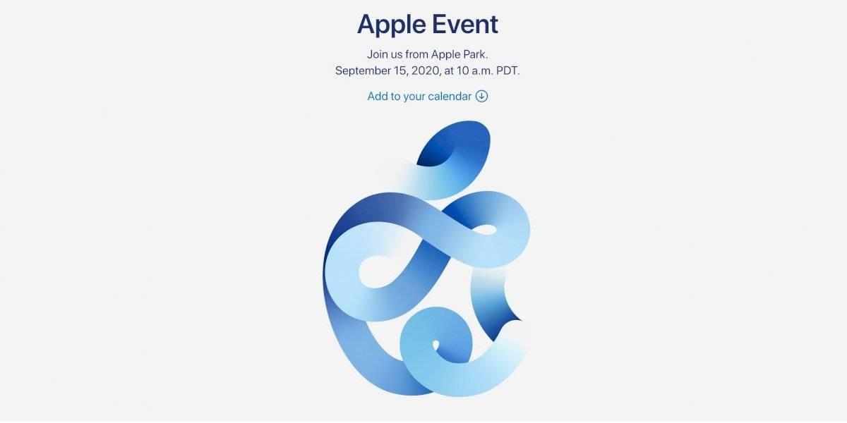 OFICIAL: Presentación de nuevos productos de Apple se realizará el 15 de septiembre