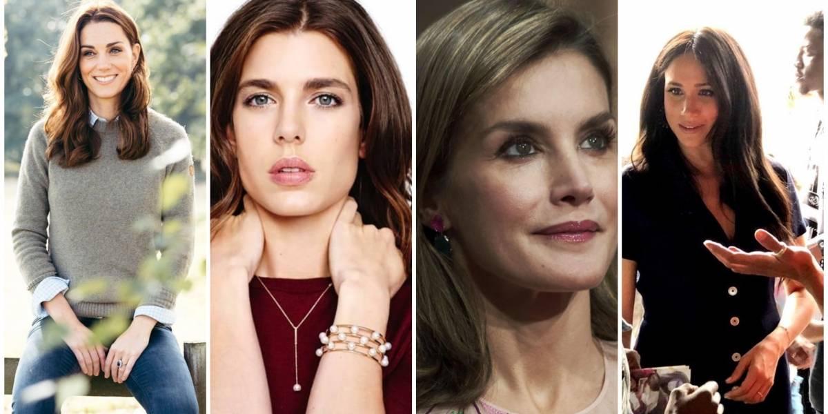 Make up off: así son los rostros de la realeza sin maquillaje