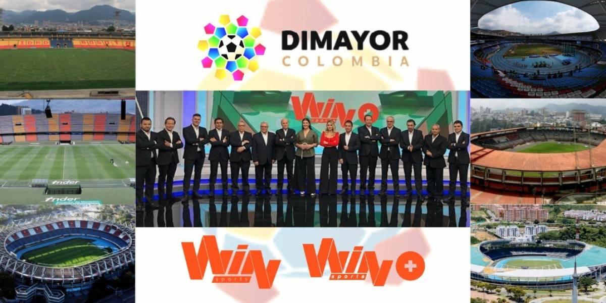 FÚTBOL COLOMBIANO | Dimayor publica las condiciones para que ...