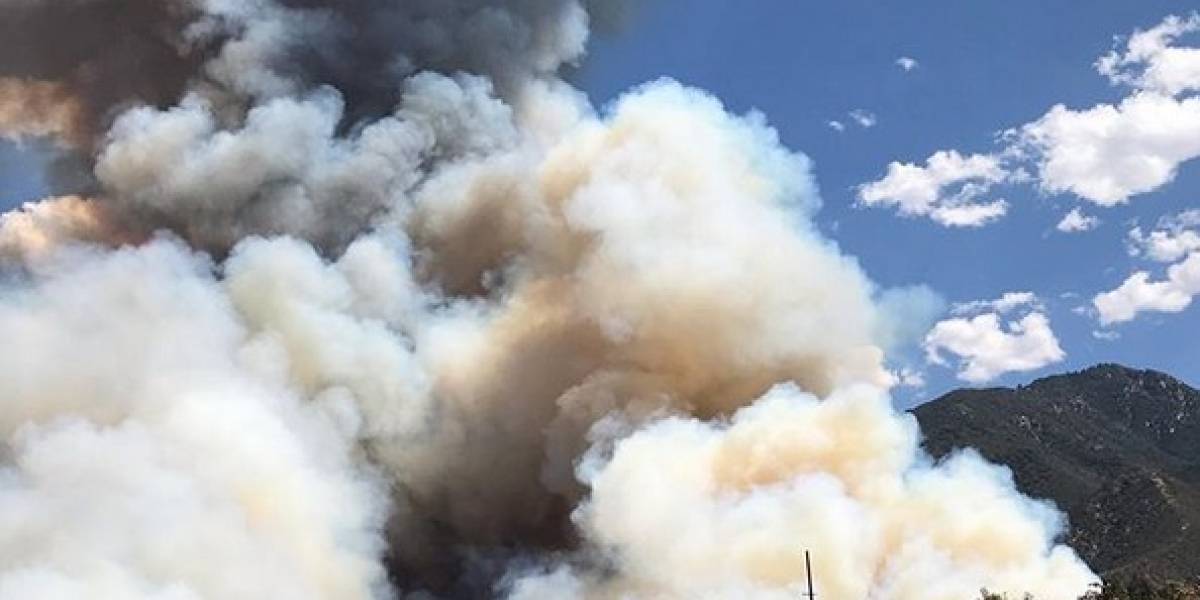 Incendios en California: ¿Cómo proteger tus pulmones?