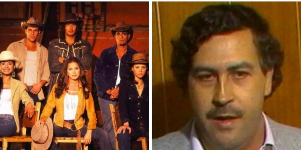 La propuesta indecente que Pablo Escobar le hizo a una actriz de 'Pasión de gavilanes'