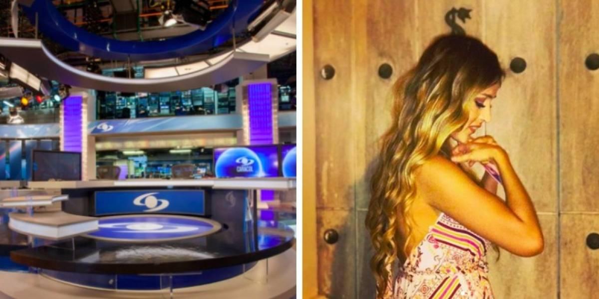 La presentadora de 'Noticias Caracol' que se roba suspiros entre los televidentes