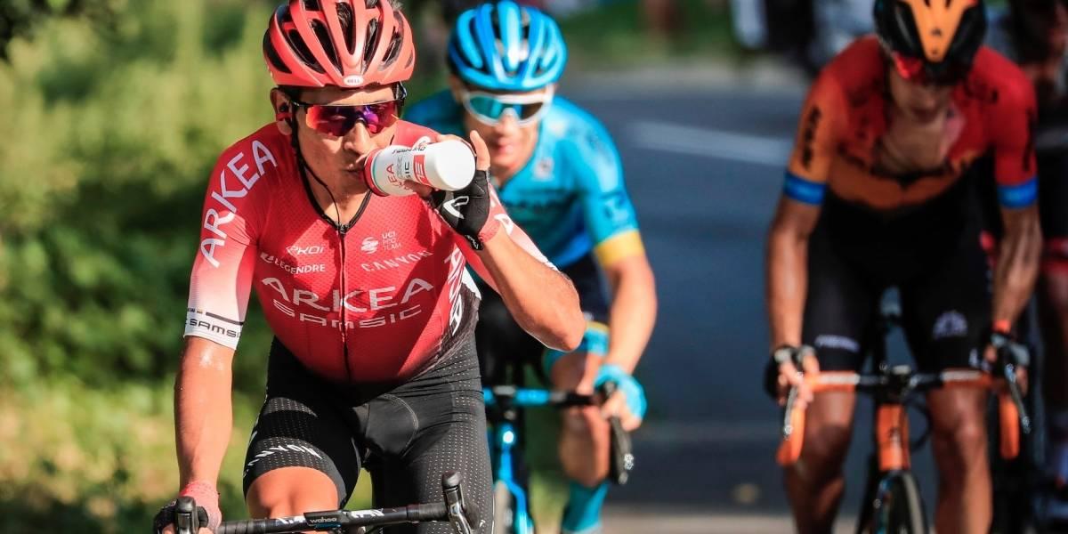 ¡Nadie lo vio, pero el equipo lo informó! Parte médico de Nairo Quintana tras su caída en el Tour