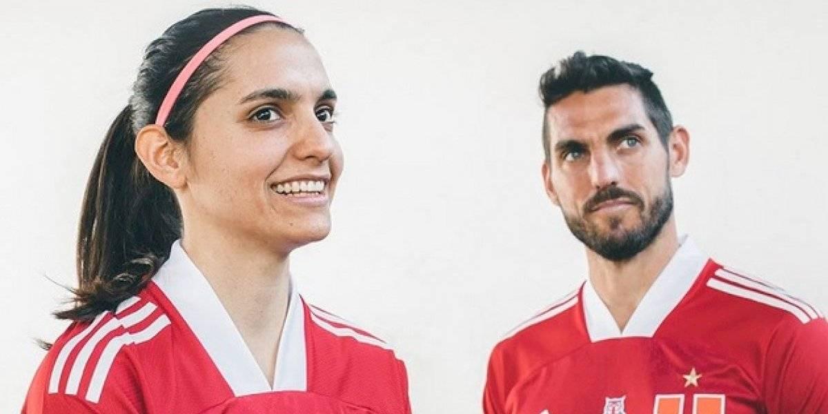 La U presentó su novedosa tercera camiseta para la temporada 2020