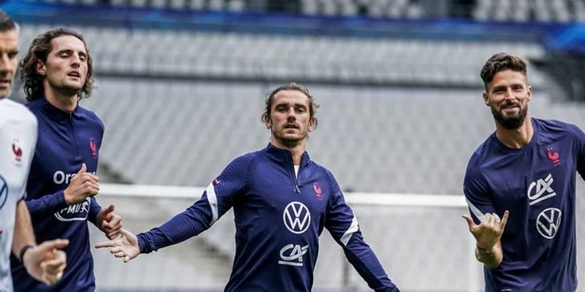 França x Croácia pela Liga das Nações: Onde assistir o jogo ao vivo