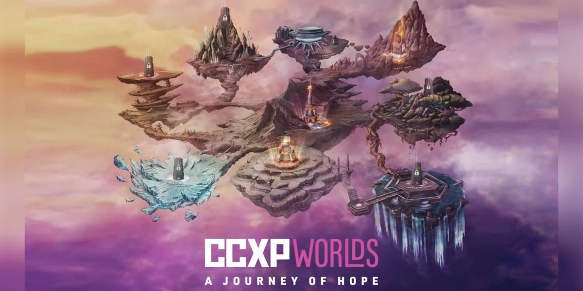 CCXP detalha planos para edição virtual com ingressos de graça a R$ 450