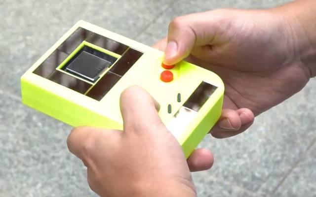 Ciencia Game Boy
