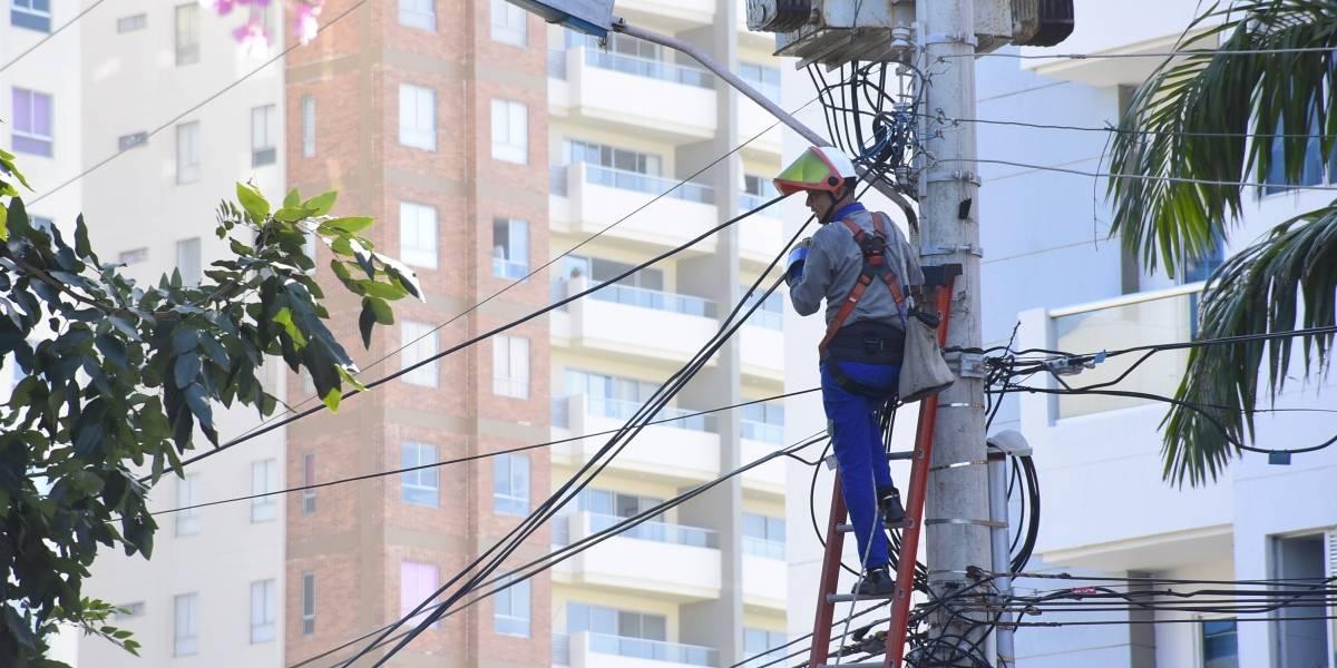 Electricaribe planteó a alcaldes suspender los procesos de cobros de deudas