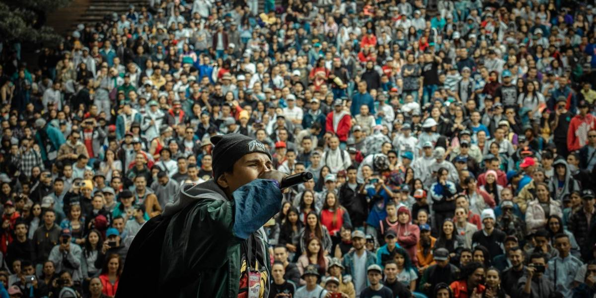 Ken Zingle Rap y sus versos para cambiar conciencias