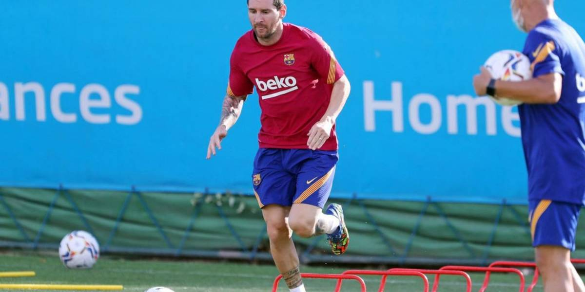 Lionel Messi: Los récords que le faltan en Barcelona