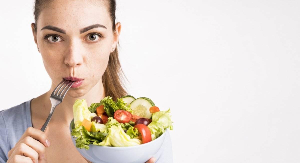 Una dieta rica en nutrientes y proteínas te ayudará a acelerar el metabolismo