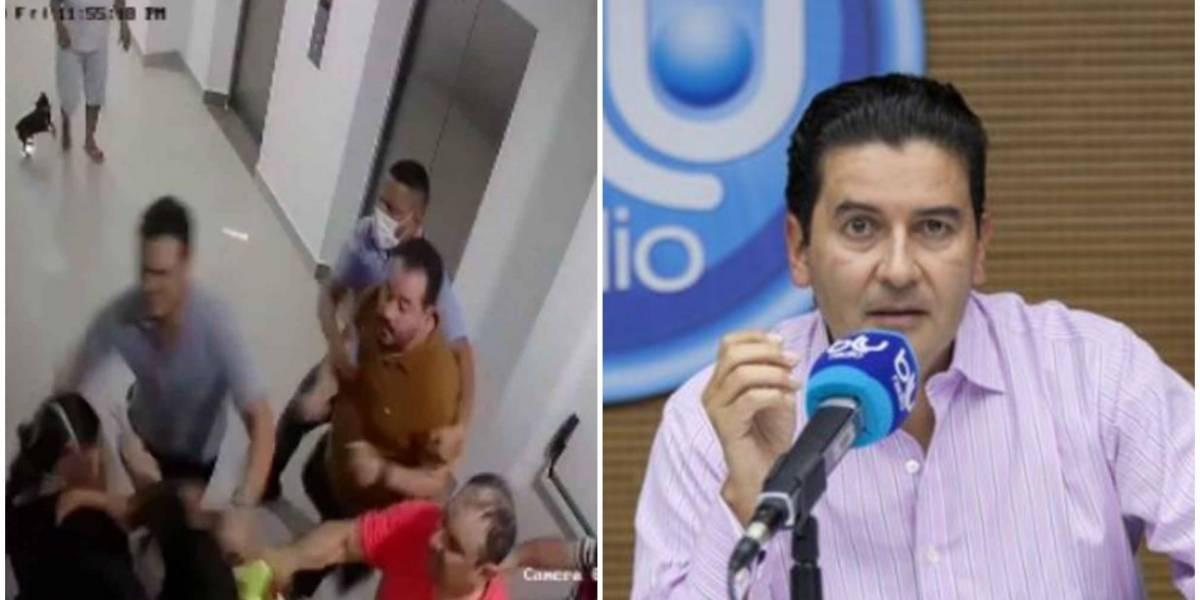 """El jalón de orejas a Néstor Morales por decir que agresores de pediatra estaban """"enmarihuanados"""""""