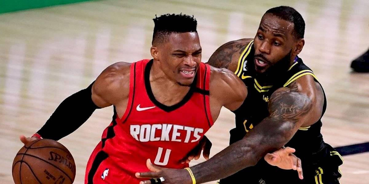 EN VIVO Rockets vs Lakers Juego 3 GRATIS Link Online Semifinales Conferencia Oeste